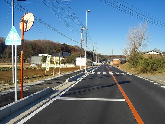 主要県道東松山越生線