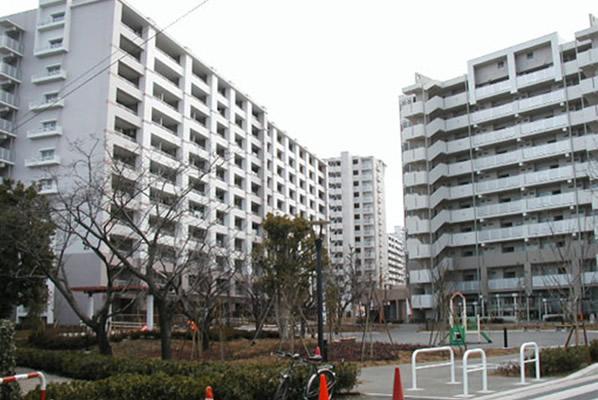UR霞ヶ丘