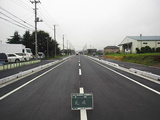 狭山台工業団地道路