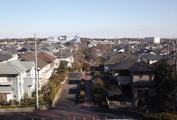 鳩山ニュータウン