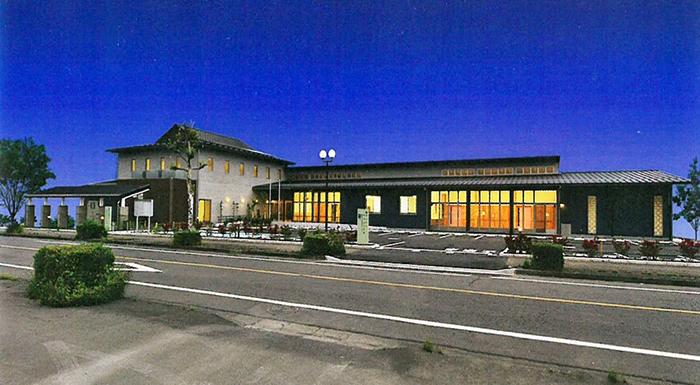 新狭山公民館