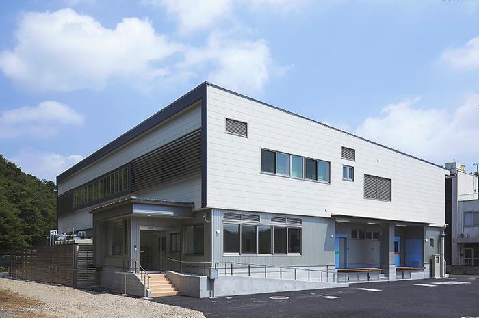 鳩山町学校給食センター