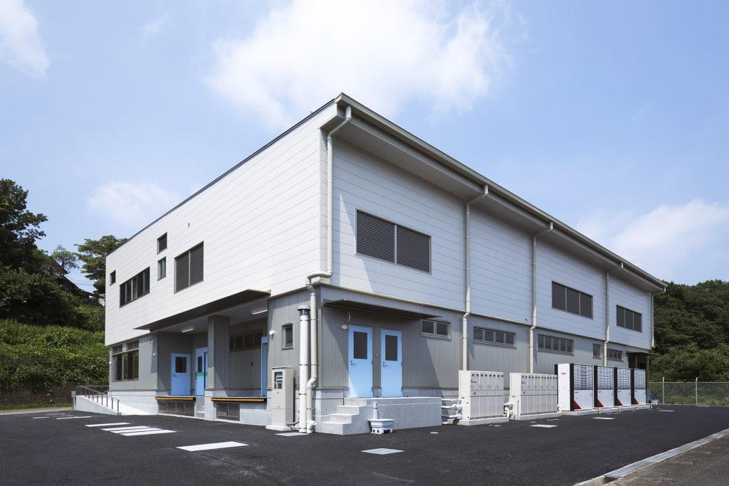 鳩山町学校給食センター改築工事