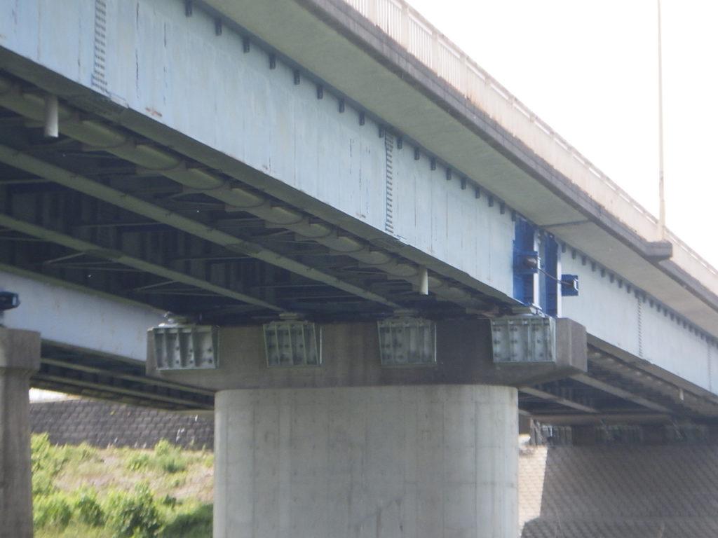 総Ⅰ除)橋りょう修繕工事(落合橋耐震補強工)